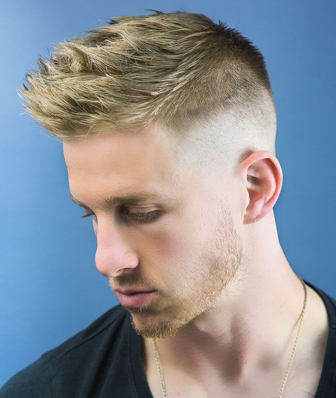 10 Best Men S Haircuts According To Face Shape In 2020 Pouted Com In 2021 Mohawk For Men Mens Hairstyles Short Faux Hawk Hairstyles