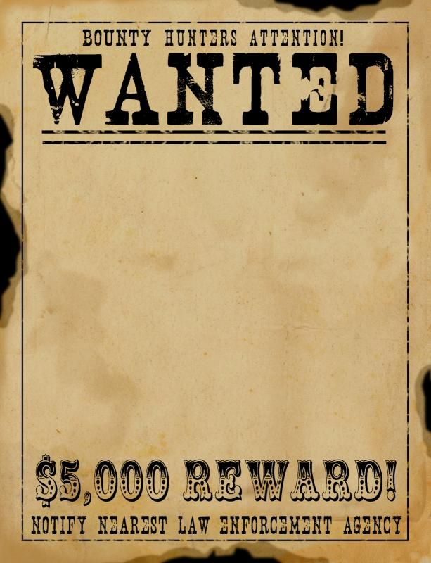 Old West Wanted Posters Check More At Https