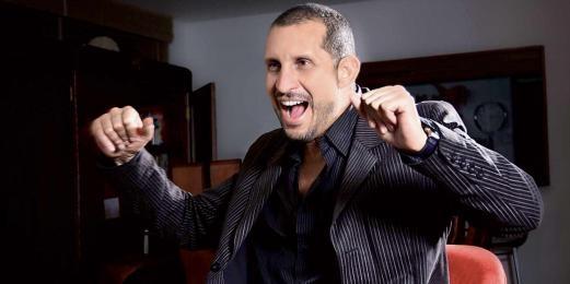 Fernando Solórzano uno de los mejores actores del país. #Talento Solórzano Producciones.