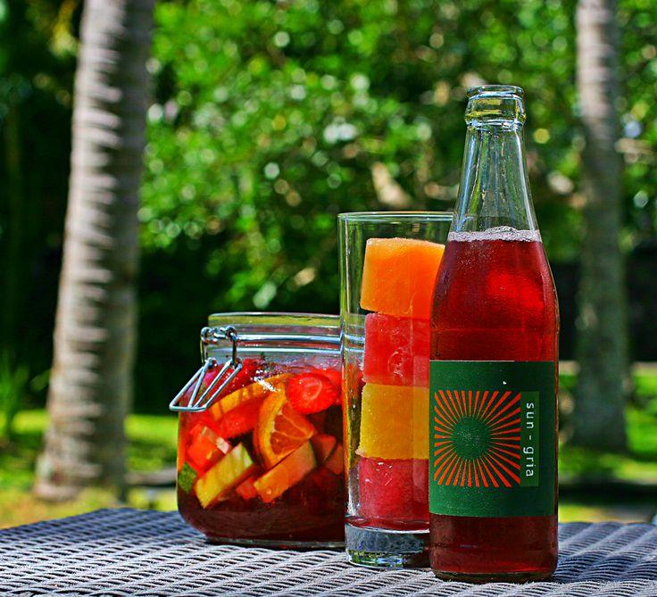 The Evolution of Sun-gria. #drink #drinks #summer #pub #bar #liquor #instagood #cocktail #cocktails #drinkup #glass #photooftheday #mocktail #cuca #cucabali #bali #jimbaran #localingredients #cucarestaurant #Baliguide #balibible #holiday #travel #indonesia