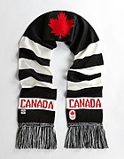 Team Canada 2012 scarf by The Bay