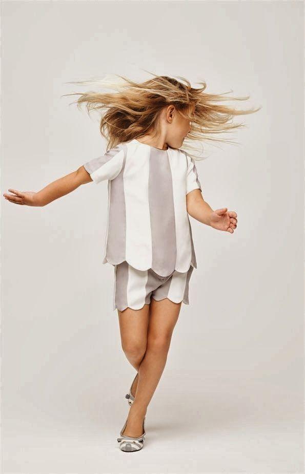 Little Marc Spring-Summer 2014 Kidswear #KidsFashion