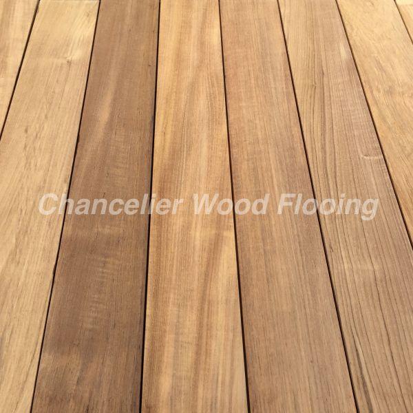 Unfinished Burma Teak Hardwood Flooring Teak Wood Flooring