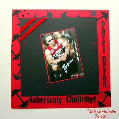 Žiji tak abych měla pro co žít: Papero amo - challenge 12/2015