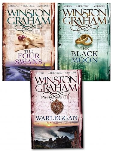 Winston Graham Poldark Series by Winston Graham. #poldark #adultfiction #book http://www.snazal.com/winston-graham-poldark-series-trilogy-books-4-5-6-collection--DEALMAN-U5-Graham-3bks.html