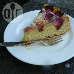 Rezeptbild: Schneller und einfacher Pflaumenkuchen