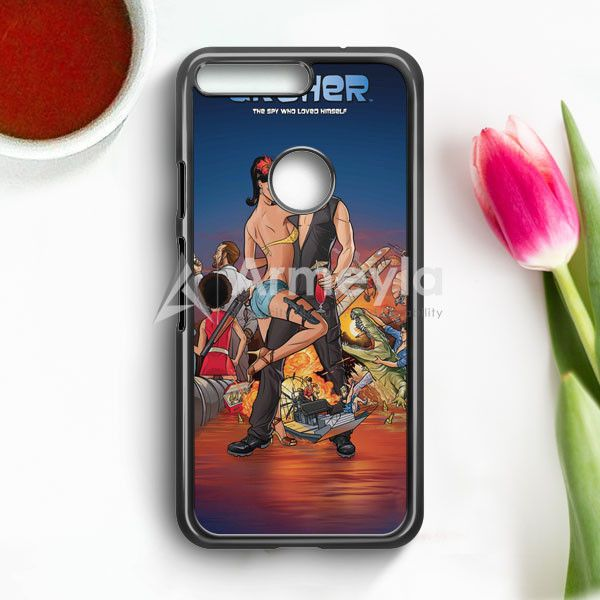 Archer Season 2 Google Pixel XL Case | armeyla.com