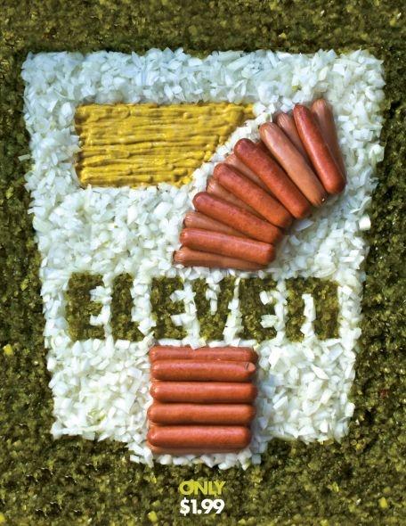 7 Eleven: Big Bite (Student Work - Miami Ad School - SanFran)
