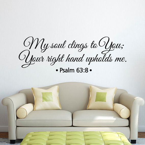 Best Bible Verse Scripture Wall Decals Images On Pinterest - Wall decals quotes bible