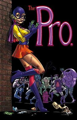 The Pro (comics) - Wikipedia, the free encyclopedia