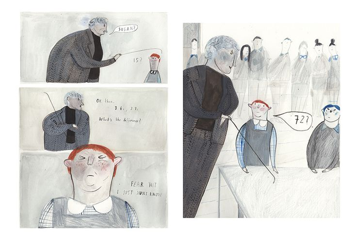 Susan's School Days - Illustrations by Maisie Paradise Shearring