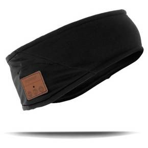 The Tenergy Bluetooth Headband keeps your ears warm in chilly weather, and also connects to any Bluetooth-enabled device so you can listen to music or answer calls on the go with the built-in hands-free microphone. You won't have to worry about constantly recharging your beanie, as the rechargeable Li-Ion battery allows up to six hours of music or calls. Multi-functional winter headband, yes please!