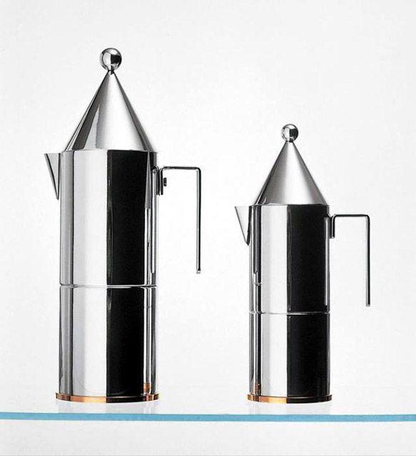 """""""La Conica"""" Espresso Coffee Maker, 1982"""
