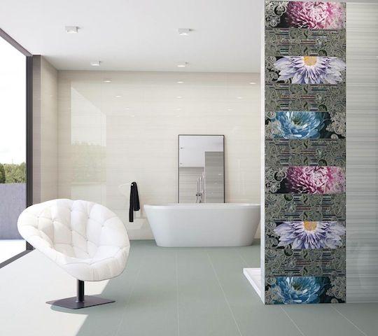 #ceramica #tiles #bathroom #baño