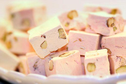 Nougat Candy Recipe