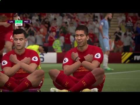 www.fifa-planet.c... - Liverpool vs Manchester City Premier League 2016 FIFA 17 Gameplay (PS4, XBox One, PC) Liverpool vs Manchester City Premier League 2016 FIFA 17 Gameplay (PS4, XBox One, PC) ^HELP ME HIT 10K SUBSCRIBERS^ ..IF U LIKE THE CONTENT.. …….PLEASE DO SUBSCRIBE…… Escape reality and play games. You can play FIFA 15,16,17 with me: PSN I