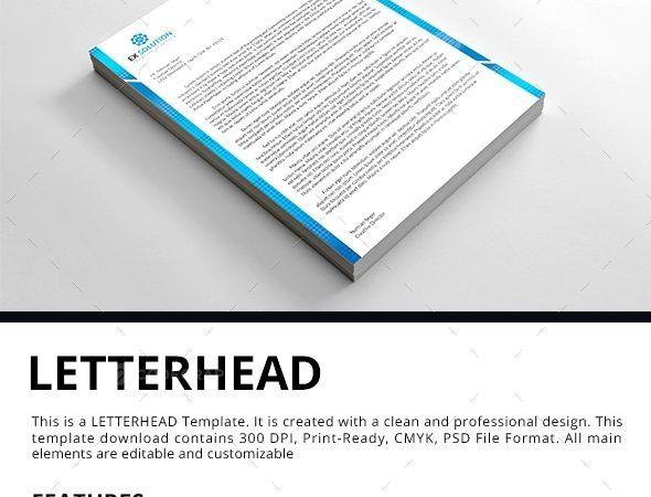 Best 25+ Letterhead format ideas on Pinterest Letterhead design - free letterhead templates download