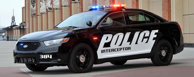 Ford's Police Interceptor Taurus gets the Mustang's 3.5 Liter V6