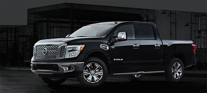 The new 2017 Nissan Titan reviews, price. The new Titan starts with a base price of $34,780. There are 5 grades in the lineup (S, SV, professional-4X, SL