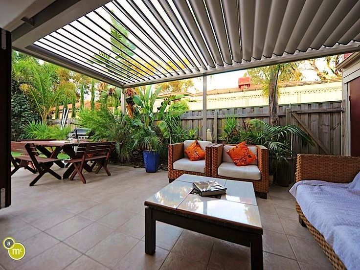 #stratco #sunroof for a brilliant outdoor #summer space