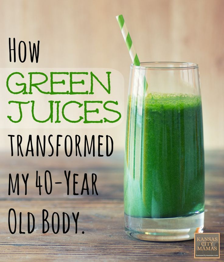 How Green Juices Transformed My 40-Year Old Body ~ includes my favorite Green Warrior Juice Recipe