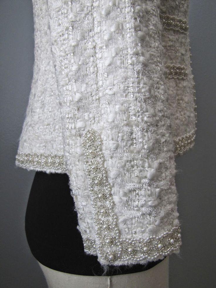 J.Kaori Sews: Classic French Jacket: Finished