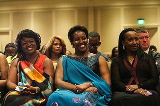Rwanda Day 2012 - Boston, 22 September 2012, Day 2.   by Paul Kagame