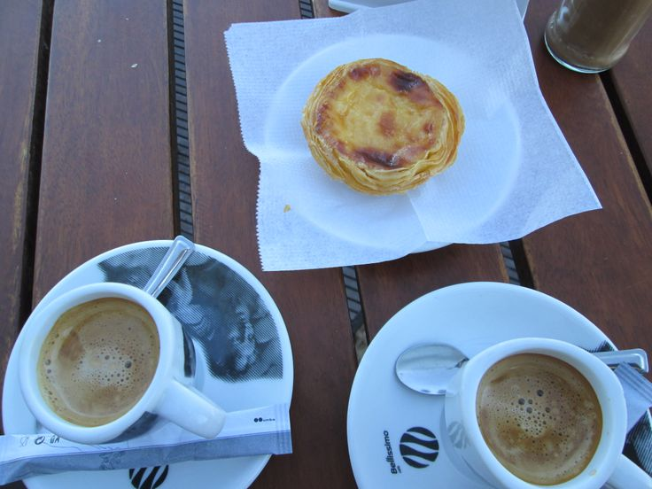 Costa Nova do Prado, café, natas e amor!