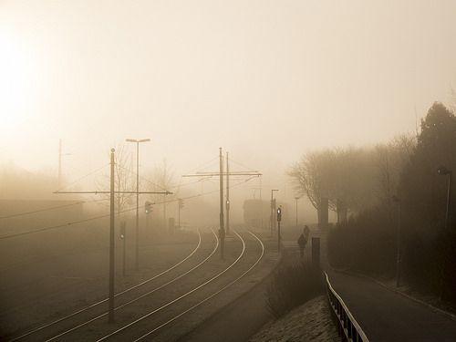 Early morning at work - University of Oslo, Blindern #fujifilmx10 #fujifilm