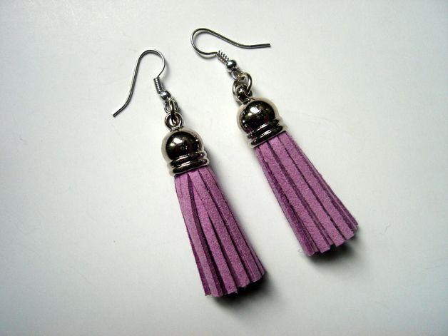 TASSELS 2 - earrings