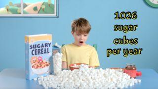 Kids devouring too much 'breakfast sugar' warning - BBC News