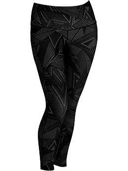 I LOVE THESE!  Womens Plus Old Navy Active Compression Pants