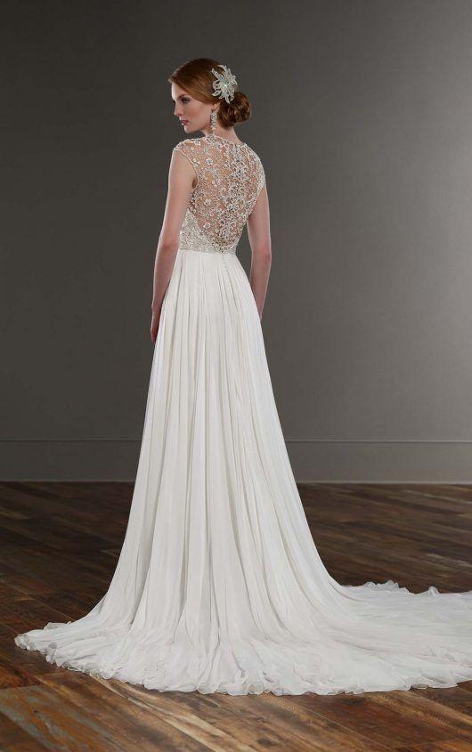 84 best Martina Liana Wedding Dresses images on Pinterest | Bridal ...
