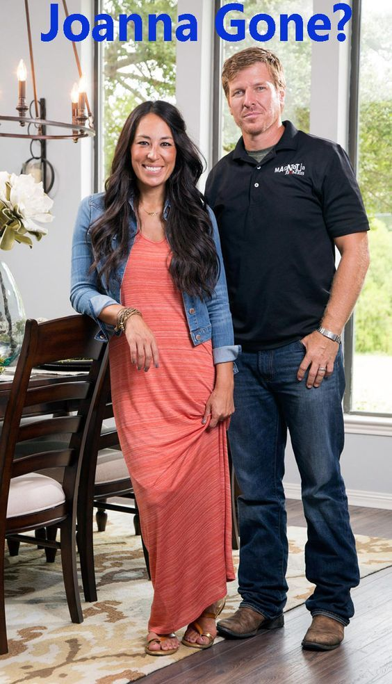Joanna Is Leaving The Fixer Upper She Confirms The