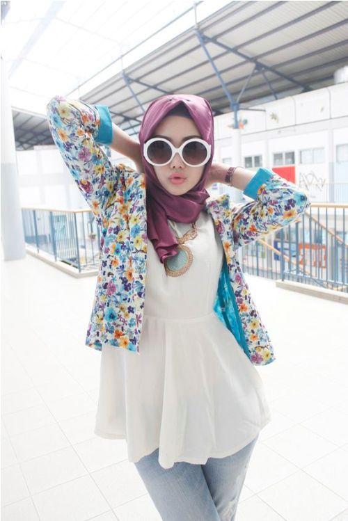 Hijabers fashion looks – Just Trendy Girls