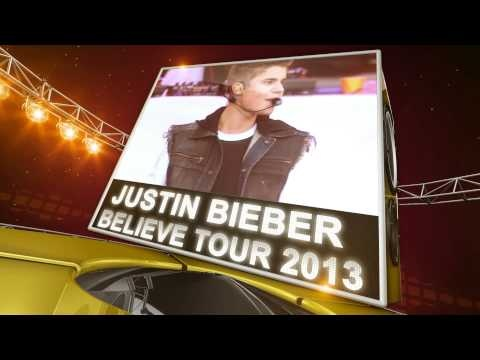 Justin Bieber has added 30 new dates to his 2013 North American Believe tour! Justin Bieber tickets are available at http://www.ticketcenter.com/justin-bieber-tickets or call 1-888-730-7192 (toll free).