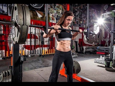 Female Powerlifting Motivation HD - The Power of Women ( The Motivator) - YouTube