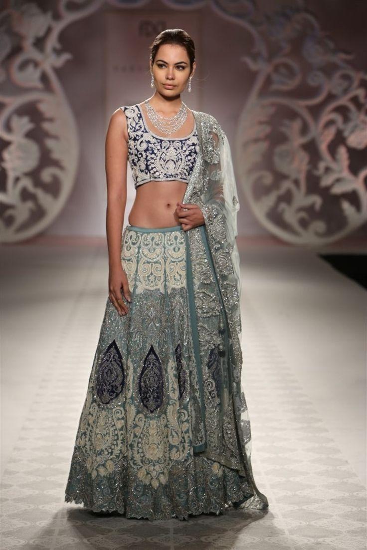 Varun Bahl India Couture Week 2014 22