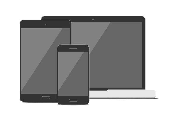 Phone Tablet And Laptop Mockup Phone Cell Phone Deals Tablet