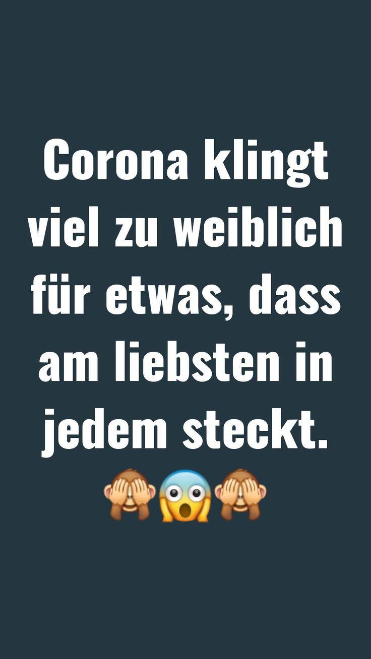 Corona Lustig Sprüche