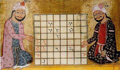 Le Chatrang ou Shatranj  est considéré comme l'ancêtre du jeu d'échecs. Il est la version perse (transmi et modernisé par les arabes) du jeu indien Chaturanga. À moins que ce ne soit le contraire car, à ce jour, les plus anciennes traces que l'on ait des échecs sont les mentions dans trois textes épiques perses, notamment le Wizârišn î chatrang ud nihišm î nêw-ardaxšîr (« l'explication des Échecs et l'invention du Nard », texte appelé aussi Mâdayân î chatrang ou encore Chatrang nâmag, « Le…