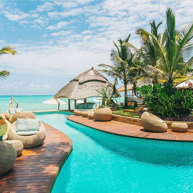 Tulia Zanzibar Resort @markoroth #tuliazanzibar #MyVillas