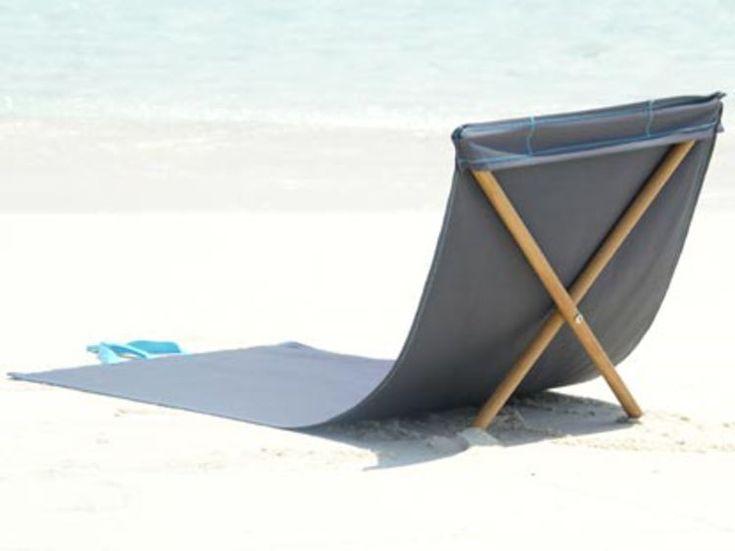 Les 25 meilleures id es de la cat gorie transat plage sur for Transat en bois pliable
