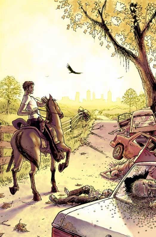 The Walking Dead - Tony Moore