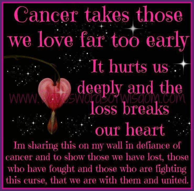 Cancer Sucks Quotes: Friendly Quotes