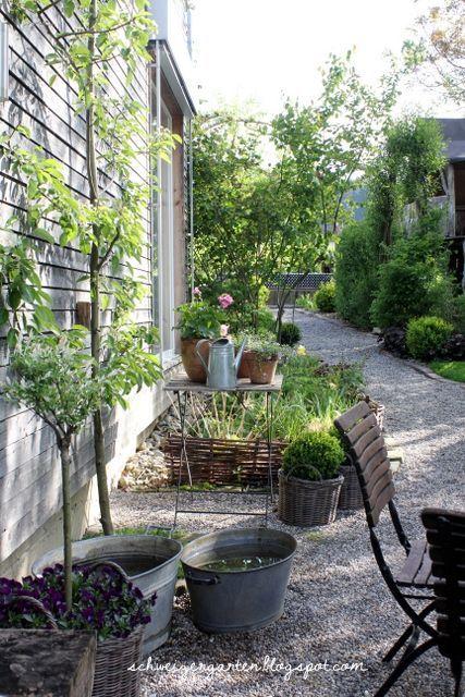 199 best Garten images on Pinterest Backyard patio, Landscaping