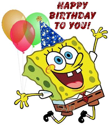 Happy Birthday To You! -- Spongebob