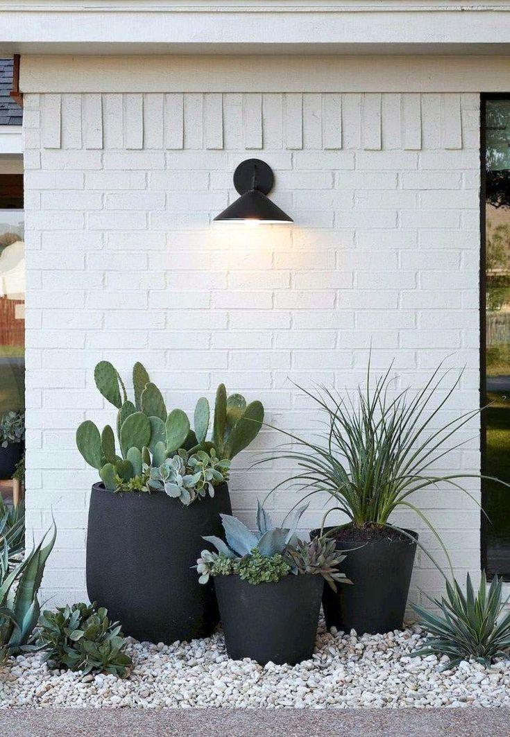 Perennial Garden Ideas in 2020 Small front yard