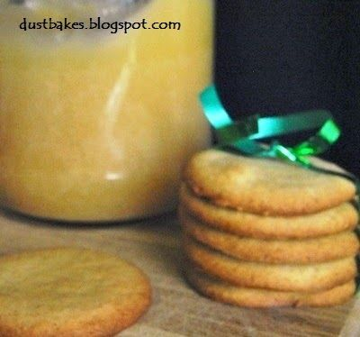 miodowo-korzenne ciasteczka