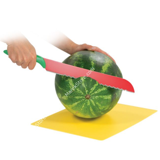 Nóż antyadhezyjny do krojenia arbuza - długość ostrza 30 cm